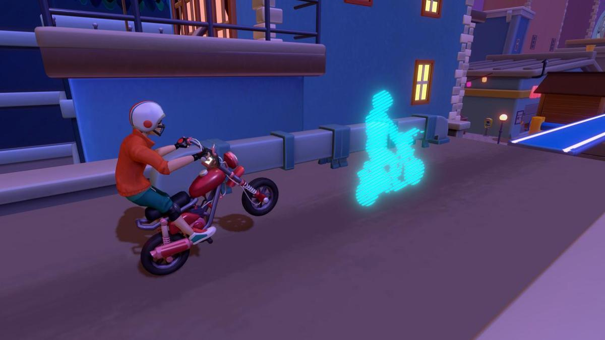 Urban Trial Tricky Deluxe Edition review(PS4)