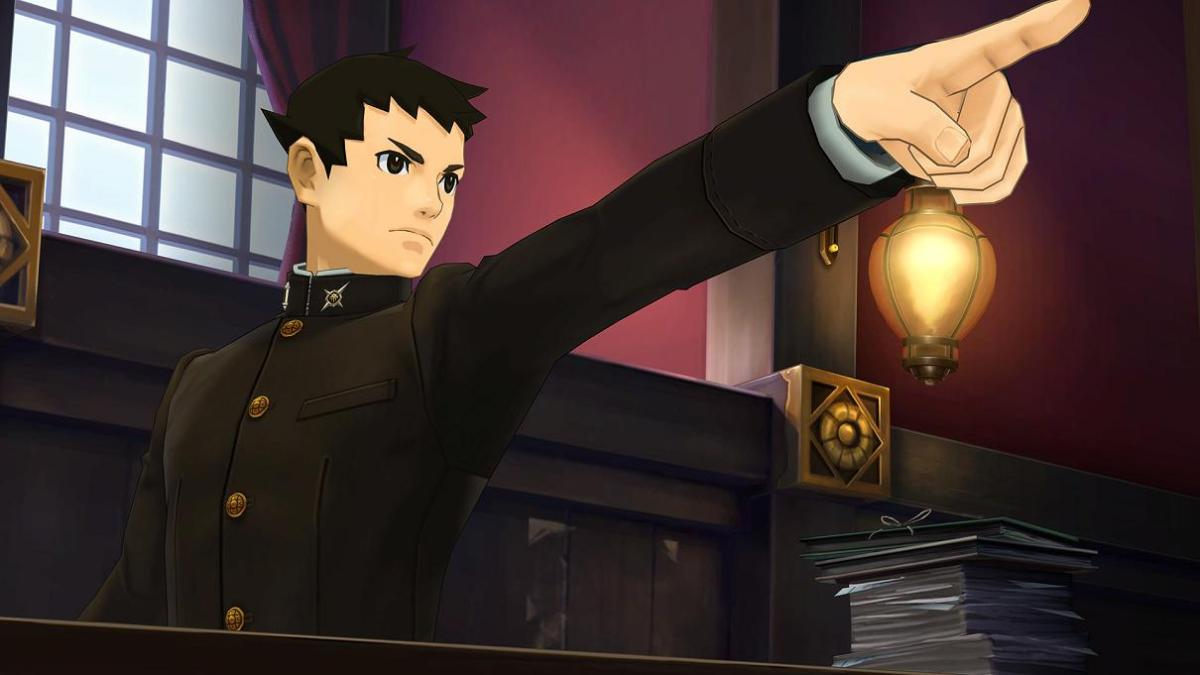 Release roundup: The Great Ace Attorney Chronicles, Frostpunk & TriggerWitch