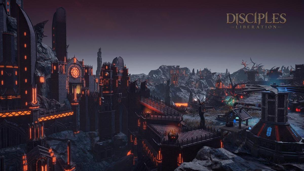 Disciples: Liberation preview(PC)