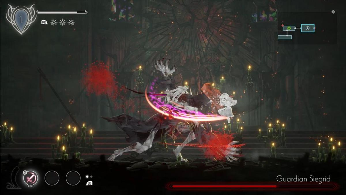 Ender Lilies: Quietus of the Knights review(PS5)