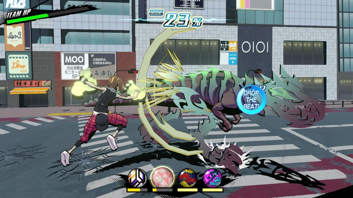 NEO: The World Ends With You review(PS4)