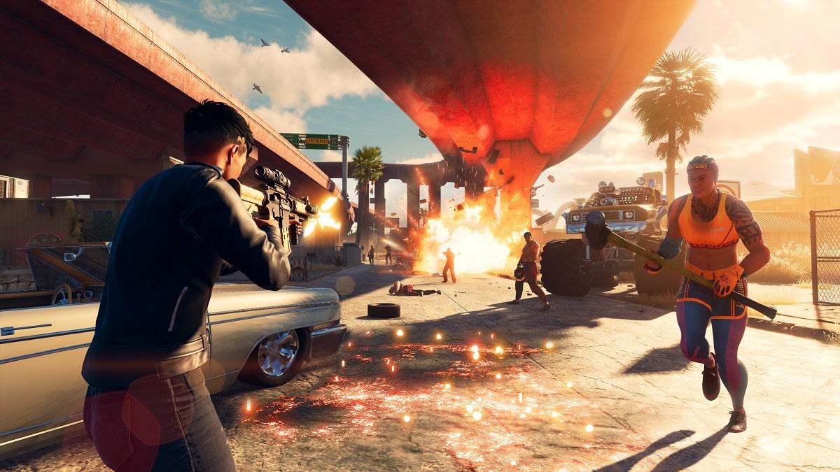 Saints Row preview(Gamescom)
