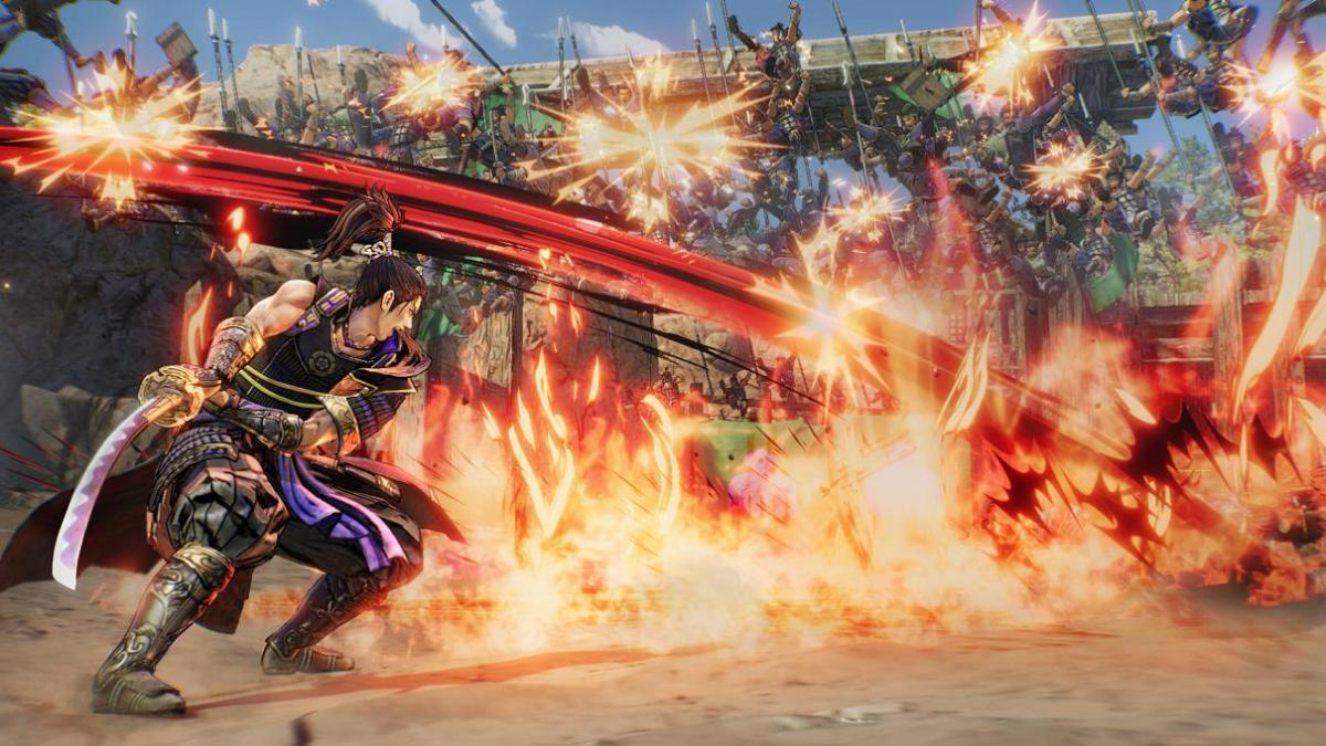 Samurai Warriors 5 review(PS4)