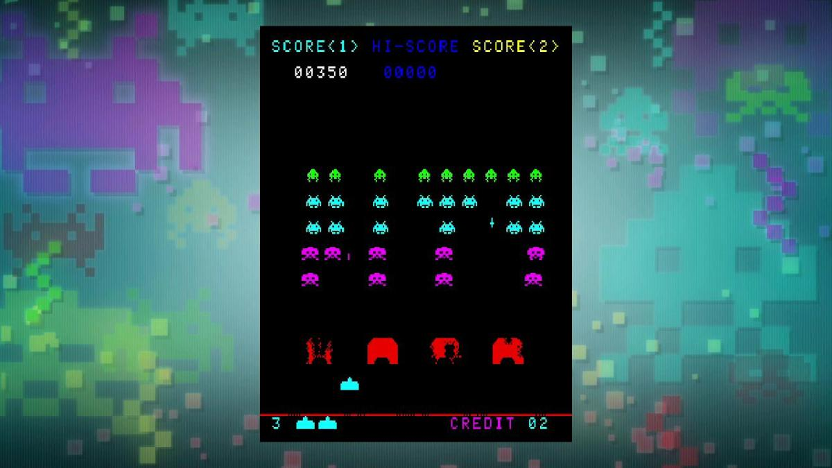 Space Invaders Invincible Collection review(Switch)