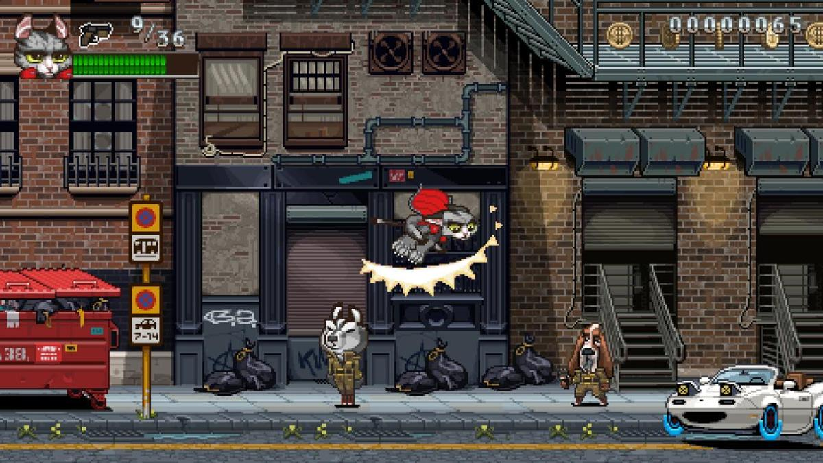 Super Catboy preview(Gamescom)