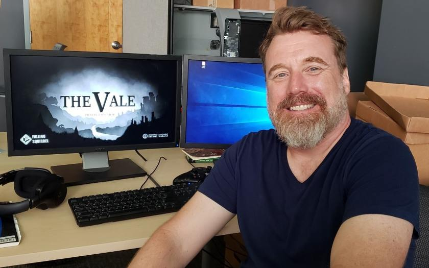 the vale - Dave Evans