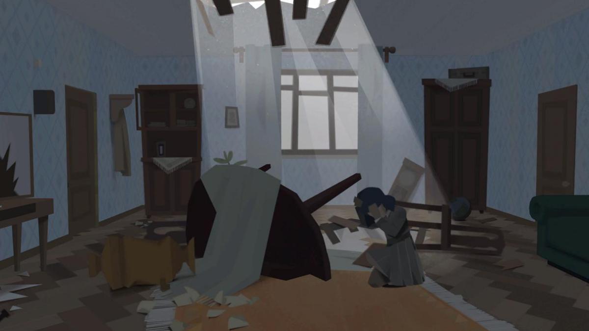 Torn Away preview(Gamescom)