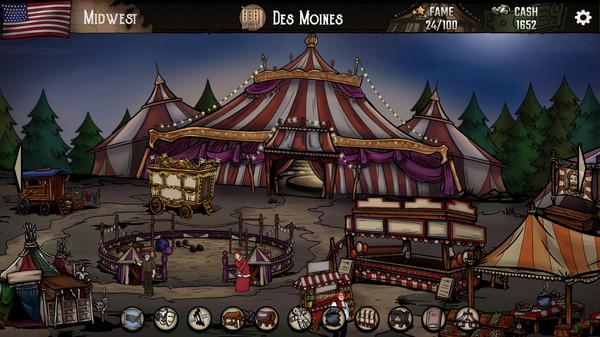 amazing american circus2