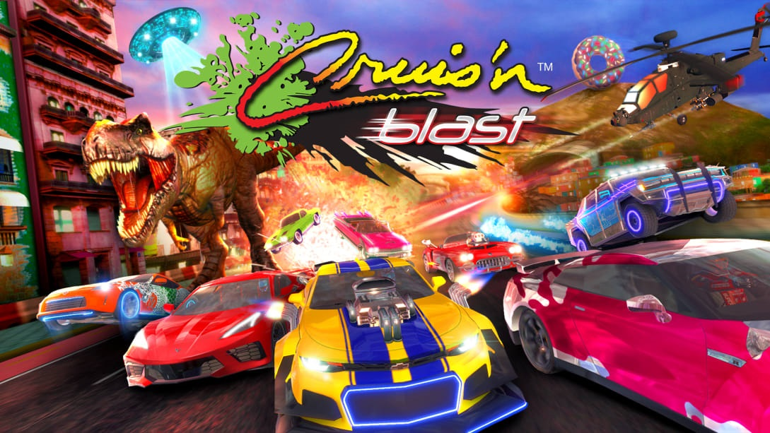 Cruis'n Blast review(Switch)