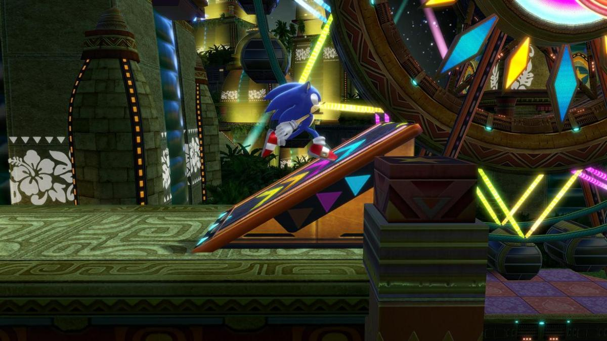 Sonic Colours: Ultimate review(PS4)