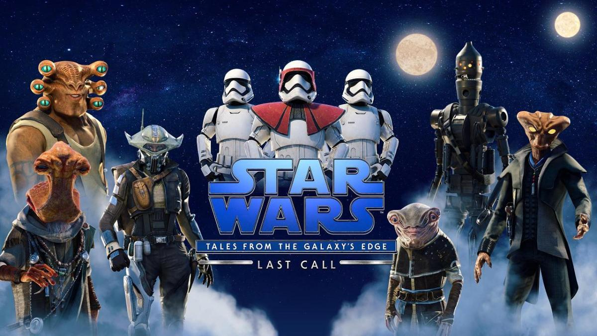 Star Wars: Tales From the Galaxy's Edge – Last Call review(Quest)