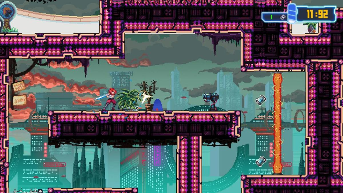 Indie roundup: Aeon Drive, The Eternal Cylinder & Away:  The SurvivalSeries