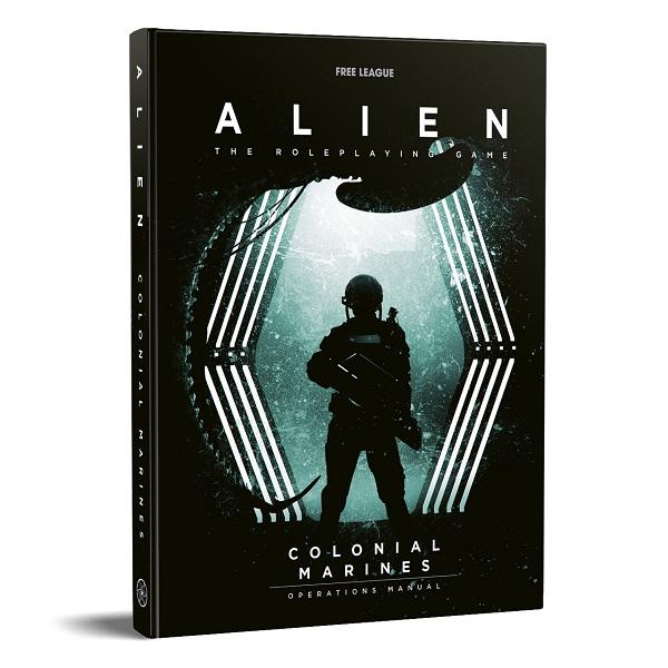 alien rpg - book