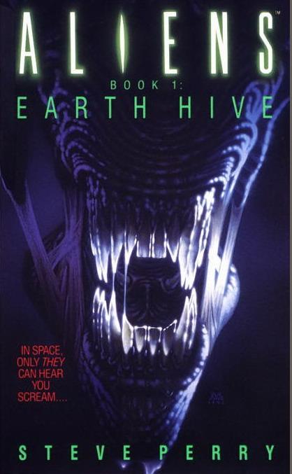 alien rpg - novel