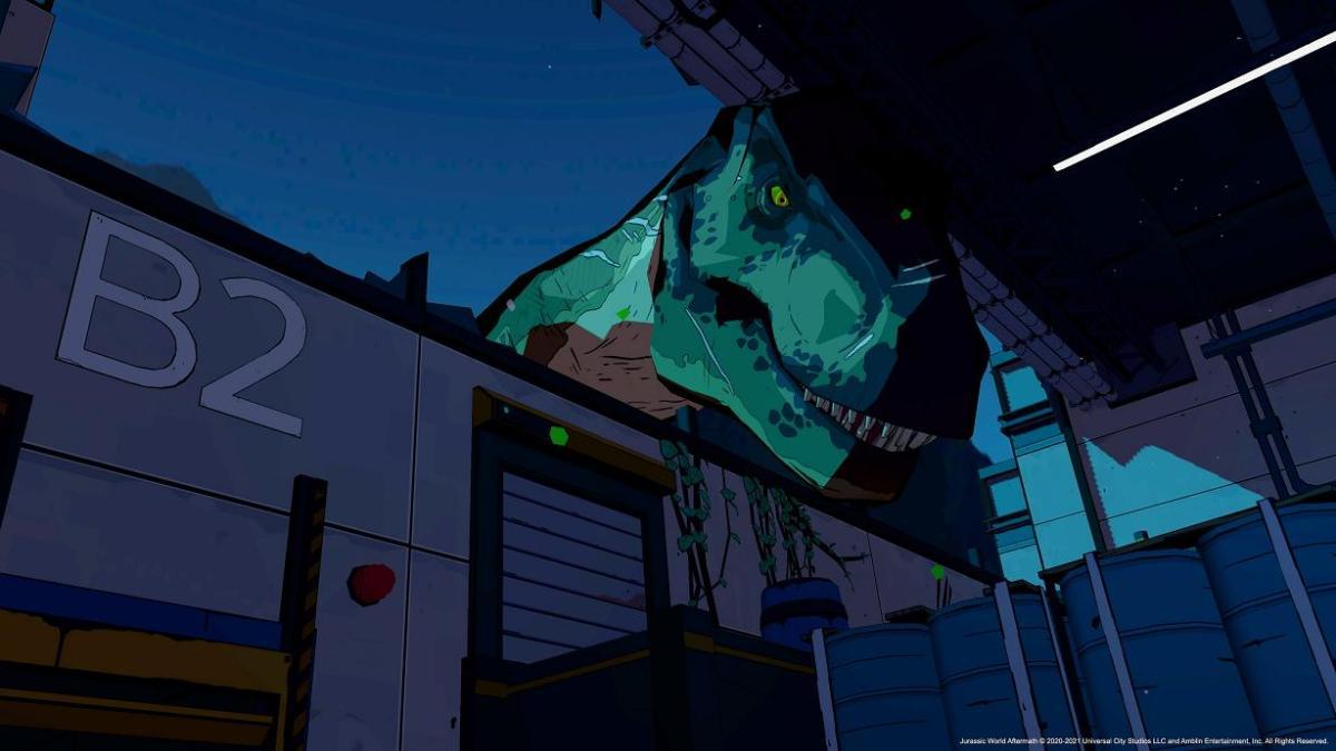 DLC roundup: Jurassic World Aftermath, Planet Zoo & DiscNinja